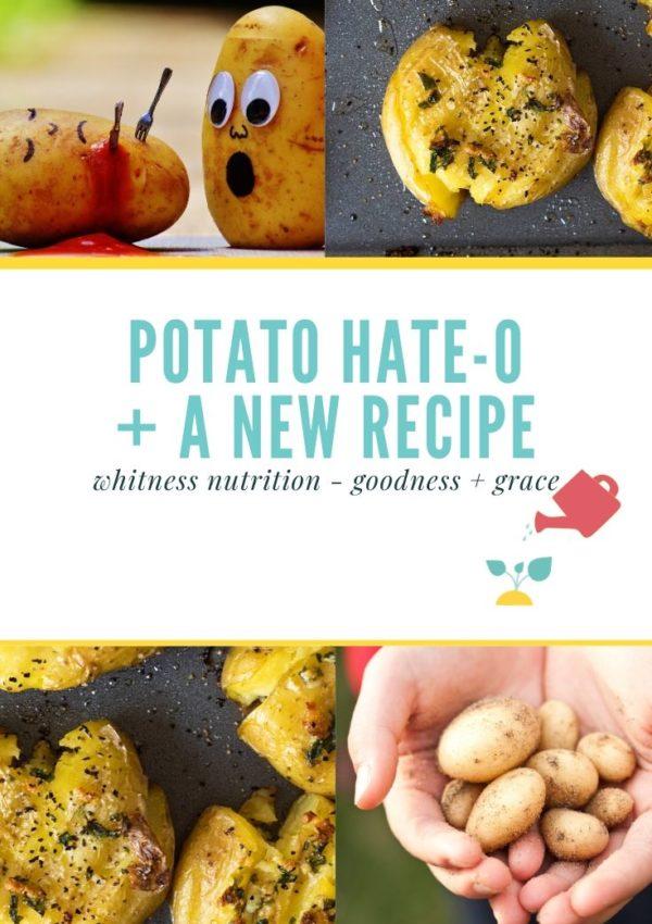 Smashing the Potato Hate