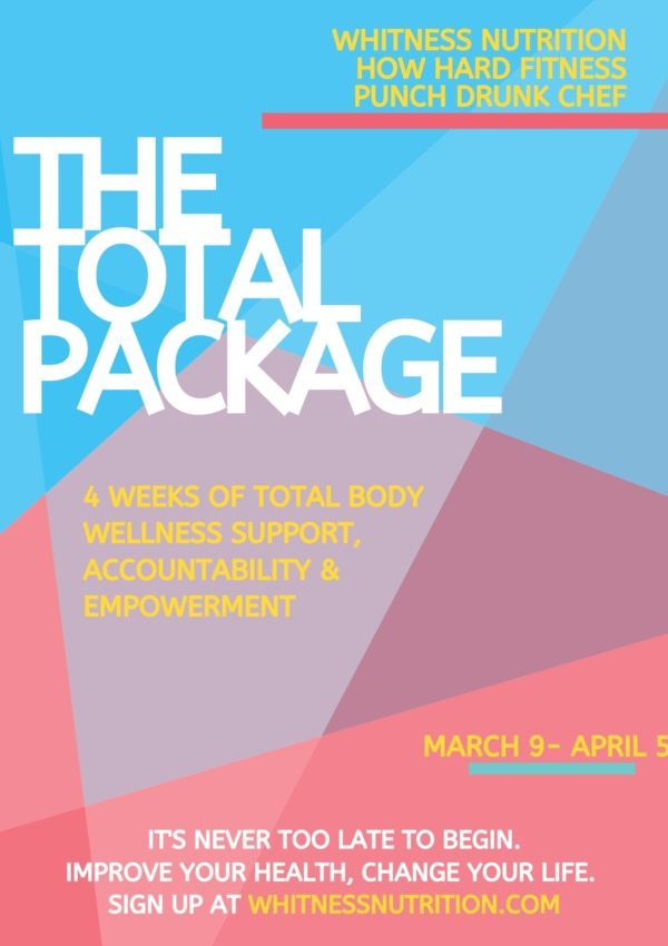 NEW PROGRAM: The Total Package