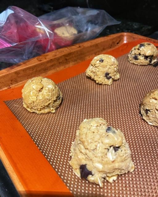 New Recipe: Best GF/DF chocolate chip cookies