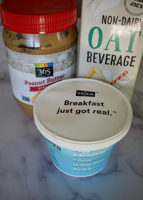 A nutritious breakfast