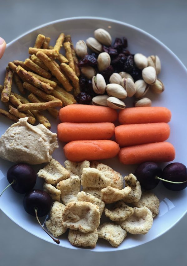 A smarter snack board with Kay's Naturals