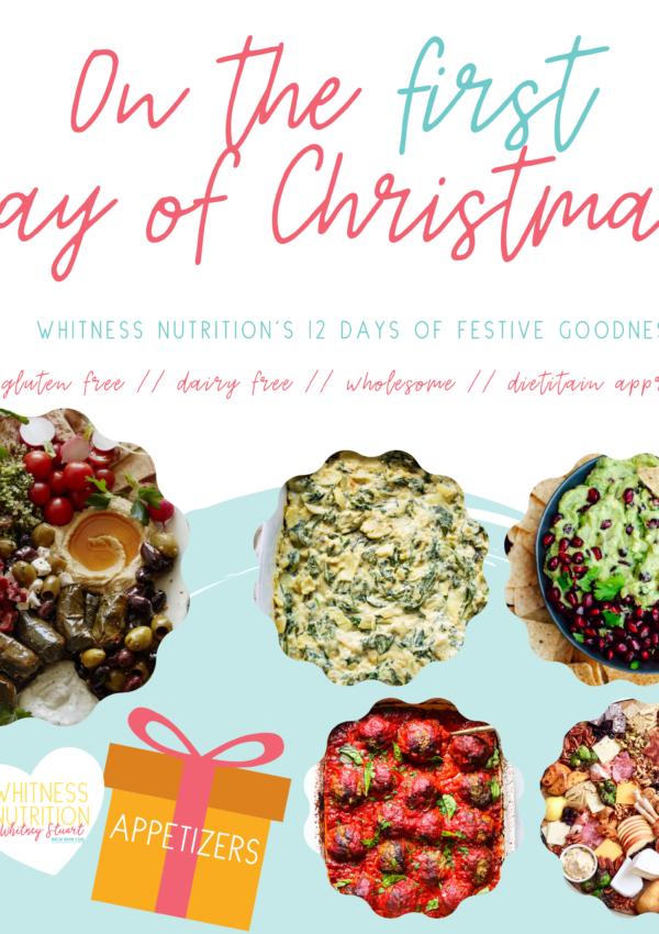 Twelve Days of Festive Goodness: Day 1