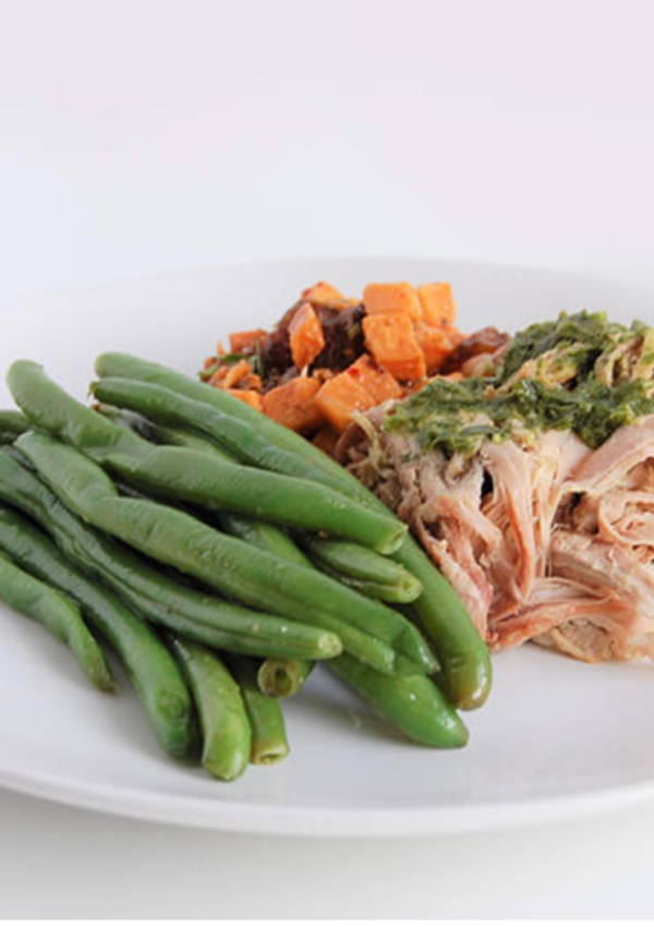2 minute success meals with Eat the 80
