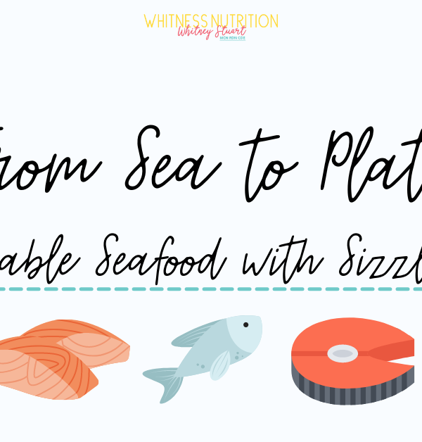 From the Sea to Your Plate – Sustainable Seafood with Sizzlefish